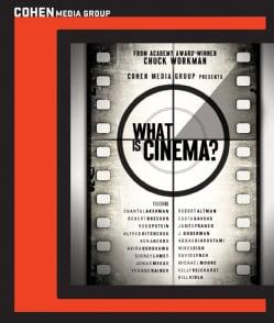 What Is Cinema? (Blu-ray Disc)