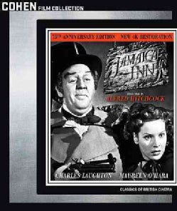 Jamaica Inn: 75th Anniversary Edition (Blu-ray Disc)