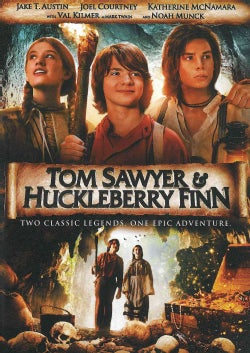 Tom Sawyer and Huckleberry Finn (DVD)
