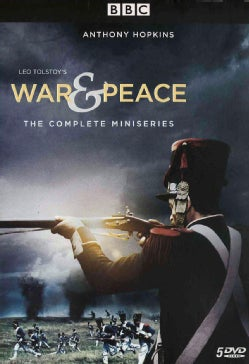 War & Peace: Complete Miniseries (DVD)