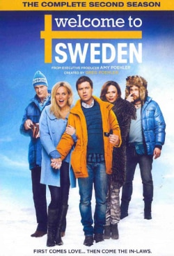 Welcome to Sweden: Season 2 (DVD)