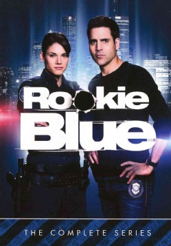 Rookie Blue: The Complete Series (DVD)
