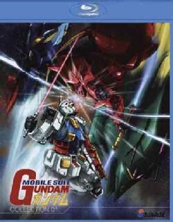 Mobile Suit Gundam (First Gundam): Part 1 (Blu-ray Disc)