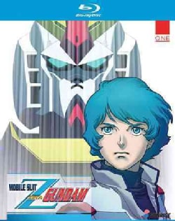 Mobile Suit Zeta Gundam: Part 1 Blu-Ray Collection (Blu-ray Disc)