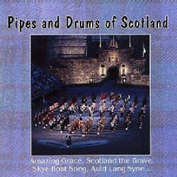 Various - Pipes & Drums Of Scotland