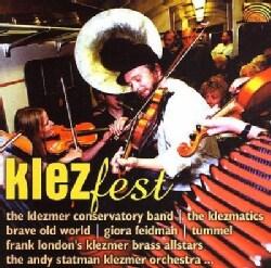 Various - Klezfest