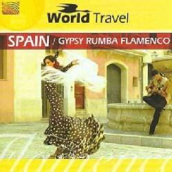 Various - World Travel: Spain/Gypsy Rumba Flamenco
