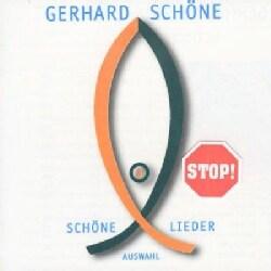 Gerhard Schone - Schoene Lieder