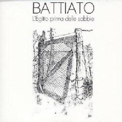 Franco Battiato - L'Egitto Prima Delle Sabbie