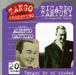 Various - Tangos De Mi Ciudad