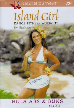 Island Girl Dance Fitness Workout for Beginners: Hula Abs & Buns (DVD)