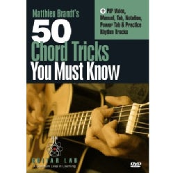 50 Chord Tricks You Must Know (DVD)