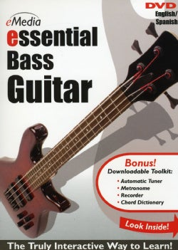 Essential Bass Guitar (DVD)