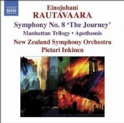 Einojuhani Rautavaara - Rautavaara: Symphony No. 8; Manhattan Trilogy; Apotheosis