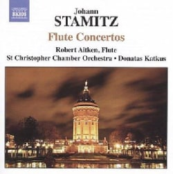 St. Christopher Chamber Orchestra - Stamitz: Flute Concertos