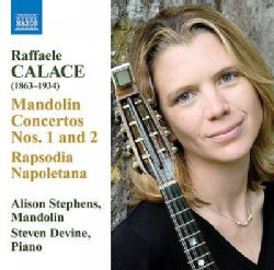 Raffaele Calace - Calace: Concertos No. 1 and 2 for Mandolin and Piano