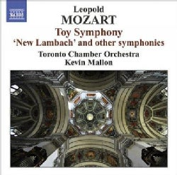 Toronto Chamber Orchestra - Mozart: Toy Symphony, 'New Lambach' and Other Symphonies