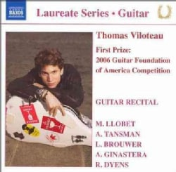 Thomas Viloteau - Thomas Viloteau: Guitar Recital