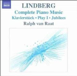 Ralph Van Raat - Lindberg: Complete Piano Music