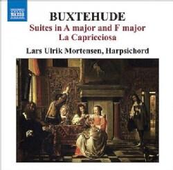 Lars Ulrik Mortensen - Buxtehude: Vol 3 Harpsichord Music-Suites in A Major and F Major, La Capricciosa
