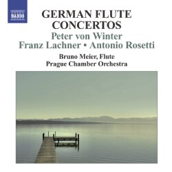 Prague Chamber Orchestra - German Flute Concertos