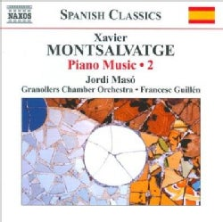 Granollers Chamber Orchestra - Montsalvatge: Piano Music Vol 2