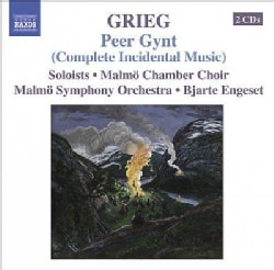 Malmo Symphony - Grieg: Peer Gynt (Complete Incidental Music)