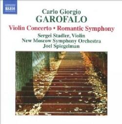 Carlo Giorgio Garofalo - Garofalo: Romantic Symphony, Violin Concerto