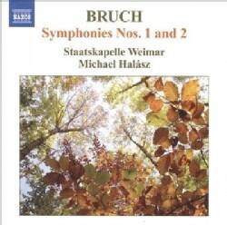 Staatskapelle Weimar - Bruch: Symphonies 1 & 2
