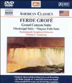 F. GROFE - Grofe: Grand Canyon Suite (Audio Only)