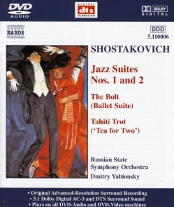 Dmitri Shostakovich - Shostakovich:Jazz Suites 1 & 2 (Audio Only)