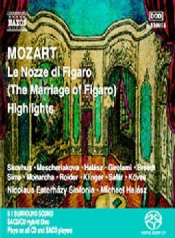 Wolfgang Amadeus Mozart - Mozart: Le Nozze di Figaro (Audio Only)