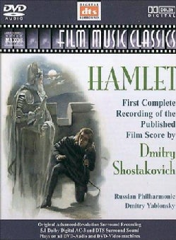 Russian Philharmonic Orchestra/Dimitry Shostakovich/Dmitry Yablonsky - Shostakovich: Hamlet (Audio Only)