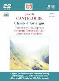 Jean-Claude Casadesus/Orchestre Nationale de Lille/Veronique Gens - Canteloube: Chants D'auvergne (Audio Only)