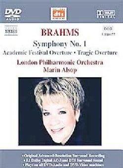 Marin Alsop/London Philharmonic Orchestra/Johannes Brahms - Brahms: Symphony No 1 (Audio Only)