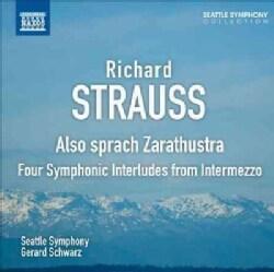 Seattle Symphony Orchestra - Strauss: Also Sprach Zarathustra