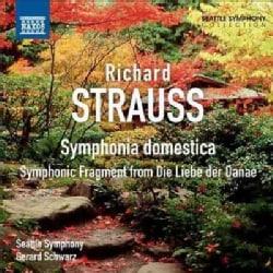 Seattle Symphony Orchestra - Strauss: Symphonia Domestica