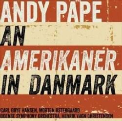 Andy Pape - Pape: Amerikaner in Danmark