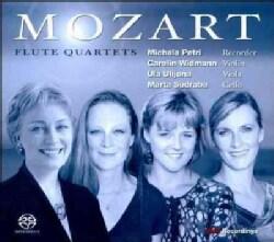 Various - Mozart: Flute Quartets