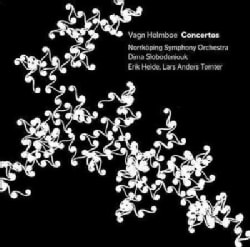 Norrkoping Symphony Orchestra - Holmboe: Concertos