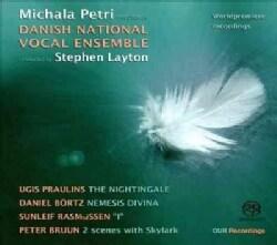Danish National Vocal Ensemble - Nightingale