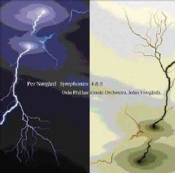 Per Norgard - Norgard: Symphonies Nos. 4 & 5
