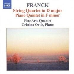 Fine Arts Quartet - Franck: String Quartet; Piano Quintet