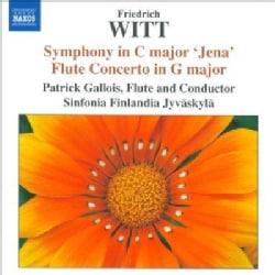 "Friedrich Witt - Witt: Symphony in C, ""Jena"", Flute Concerto in G Major"