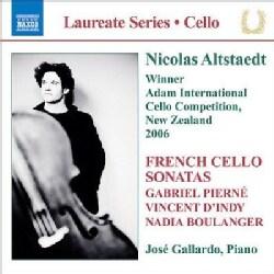 Various - Laureate Series: Cello: French Cello Sonatas
