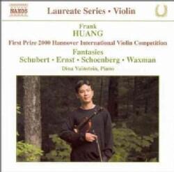 F Huang/D Vainstein - Violin Recital