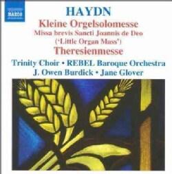 Rebel Baroque Orchestra - Haydn: Masses Vol 8