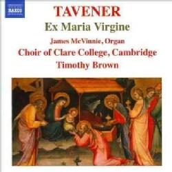 Ars Nova Copenhagen - Tavener: Ex Maria Virgine