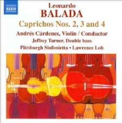 Jeff Turner - Balada: Caprichos Nos 2, 3 & 4
