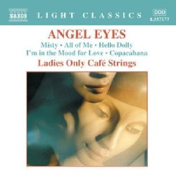 Ladies Only Cafe - Angel Eyes